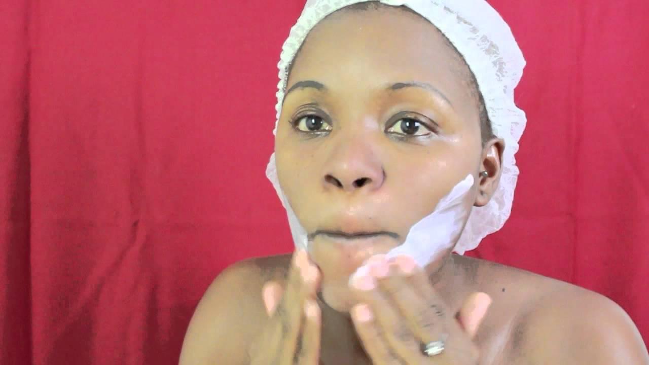 Populaire Comment faire un soin de visage à la maison, Skin care routine BY  GB22