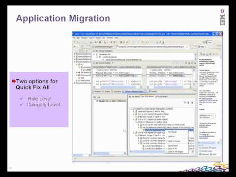 WebSphere® Application Server Competitive Migration using Migration Toolkit
