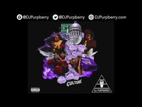 Migos ~ Culture *FULL ALBUM* (Chopped and Screwed) by DJ Purpberry
