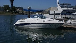 Chaparral 215 Cuddy Cabin Tour by South Mountain Yachts (949) 842-2344