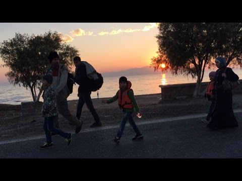 Convoy To Lesvos - Vlog Part 4 (A Day In The Life Of A Volunteer)