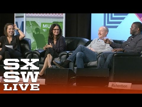 Julia Louis-Dreyfus: The VEEP Speaks | Interactive 2015 | SXSW ...