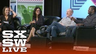Julia Louis-Dreyfus: The VEEP Speaks   Interactive 2015   SXSW