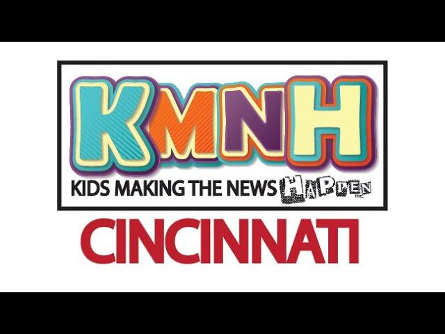 Kids Making the News Happen for June 3, 2020