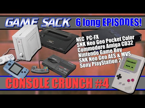 Console Crunch # 4 - Game Sack