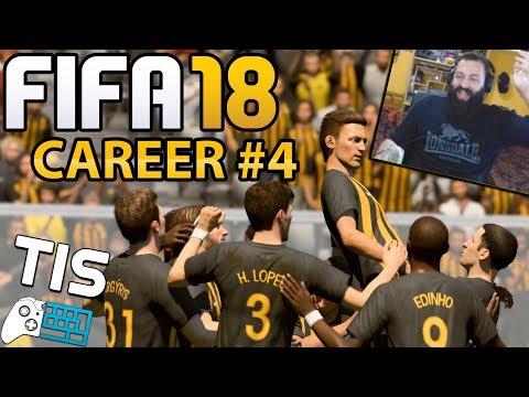 Παίζουμε FIFA 18 - Career #4 | Ξεκίνημα νέας σεζόν!