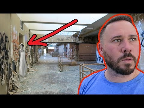 HAUNTED ABANDONED MILITARY BASE HOSPITAL