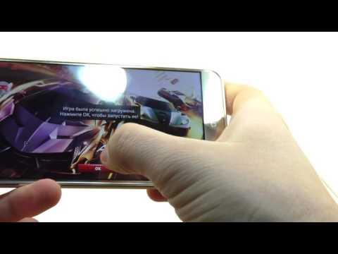 Видео обзор смартфона ASUS Zenfone 3 ZE552KL 64 ГБ золотистый
