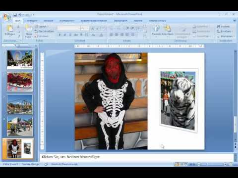 How make a Flash Page Flip Photo Book with MS Powerpoint and Flipdoo Publisher