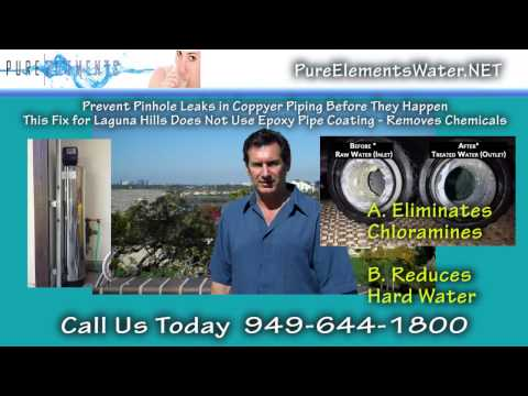 Less Costly Alternative to Epoxy Pipe Lining Laguna Hills Orange County CA