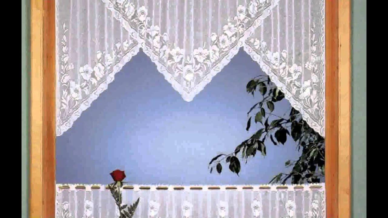 k che gardinen h keln anleitung vorhang halbrundes fenster. Black Bedroom Furniture Sets. Home Design Ideas