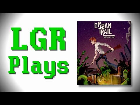 LGR Plays - The Organ Trail [ft. PushingUpRoses]