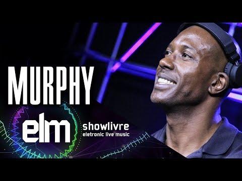 Murphy no Showlivre Electronic Live Music - DJ live set