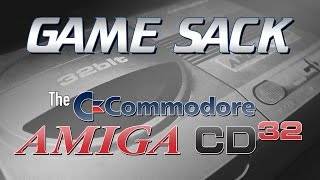 The Amiga CD32 - Game Sack - Review