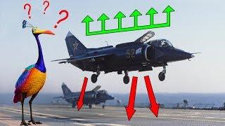 История и перспективы Самолетов Вертикального Взлета и Посадки (СВВП)