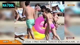 Burak Ozcivit ve fahriye Evcen çeşmedeki aşk tatilerinde