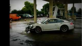 compilation crash accident voiture de luxe ferrari etc etc