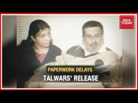 Live: Talwars To Be Released From Dasna Jail