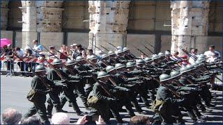 Festa della repubblica 2021 storia parata militare - Alessandro Ghebreigziabiher