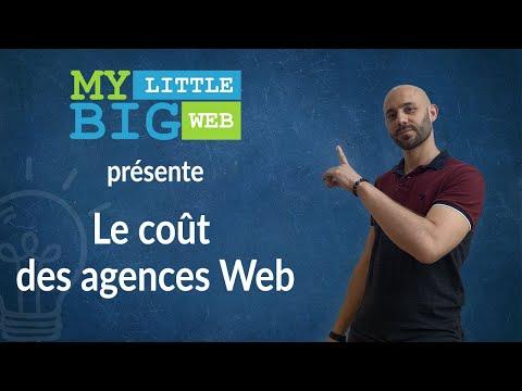 Agence Web - Les coûts des agences Web