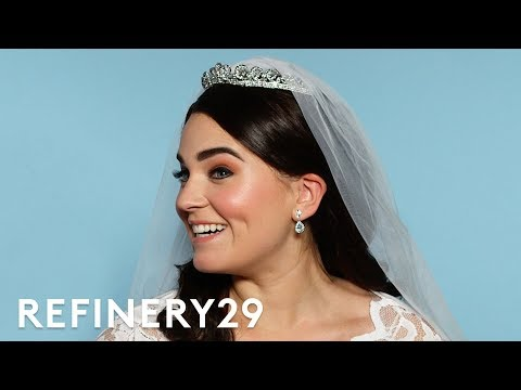 I Got Transformed Into Kate Middleton | Beauty Evolution | Refinery29