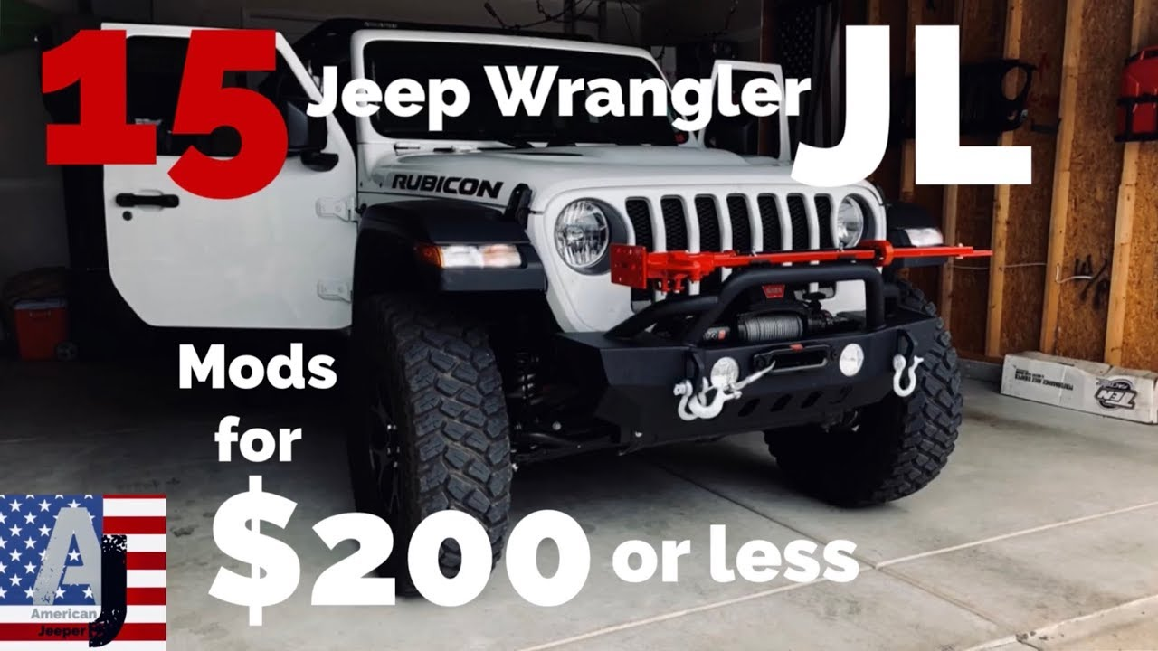 10 Easy Steps To The Best Deal Buying A New Jeep Wrangler Jl Youtube