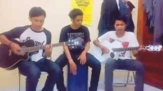 The Rain feat Endank Soekamti - Terlatih Patah Hati Cover