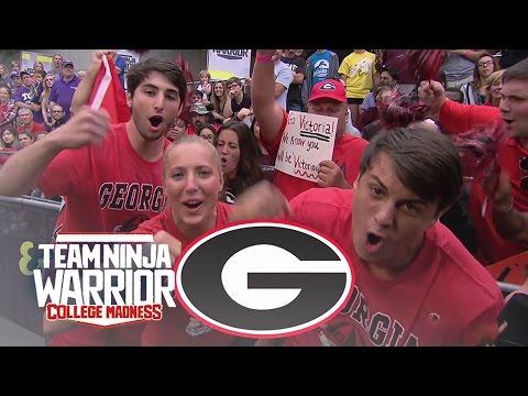 Team Ninja Warrior: College Madness – The First College Showdowns NOV 22 8|7c