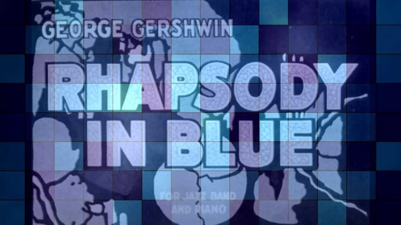 Resultat d'imatges de george gershwin rhapsody in blue