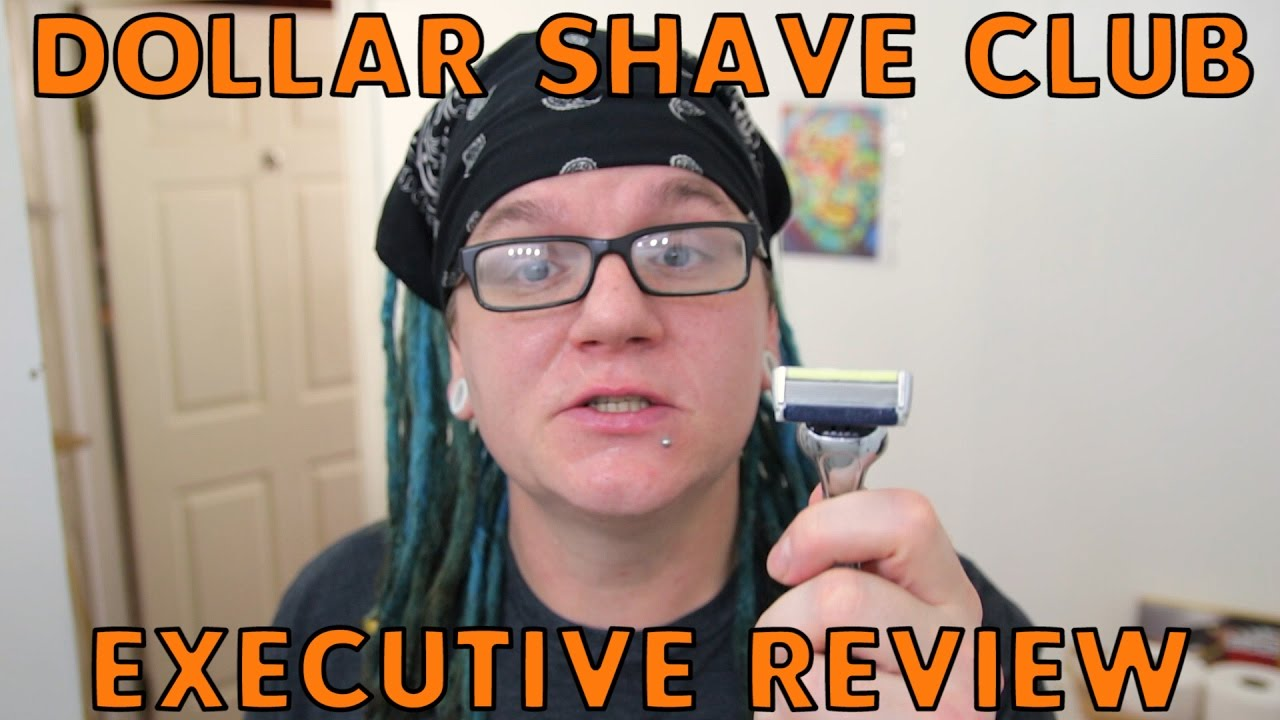maxresdefault 💲dollar shave club executive unboxing & review what!? what
