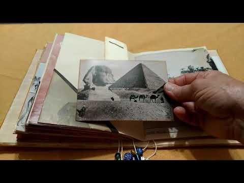 Journey to Egypt Vintage Journal 2020
