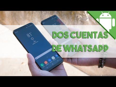 COMO TENER DOS CUENTAS DE WHATSAPP EN EL MISMO CELULAR (NO ROOT)