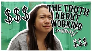 THE TRUTH ABOUT WORKING RETAIL (CLOSING A STORE) [VLOG 73]
