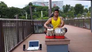 Unakku Mattum  Tamil Song With Sathya Tabla