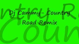 Dj Cammy Country Road Remix