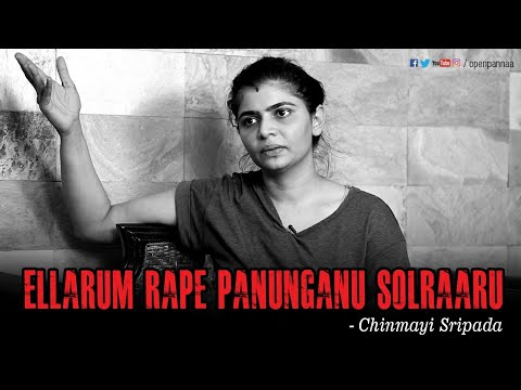 Rape is being glorified here | In Conversation with Chinmayi & Angel on #MeToo | Open Pannaa