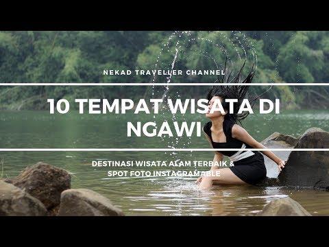 10 Tempat Wisata di Ngawi