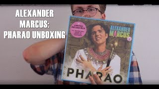Der King of ELECTROLORE ist zurück!  || Alexander Marcus: Pharao Unboxing