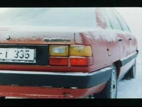 Audi 100 Making of Werbespot Schanze