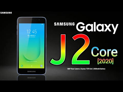 Samsung Galaxy J2 Core 2020 Price,Release date,First Look,Introduction,Specifications,Features