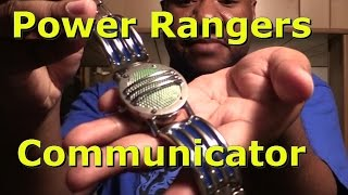 Power Rangers Communicator