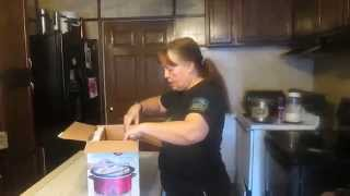 Hamilton Beach Slow Cooker Product review Crock Pot New
