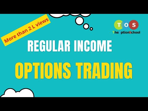 Option Strategies for regular Income.