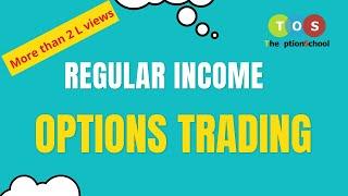 Option Strategies for regular Income.