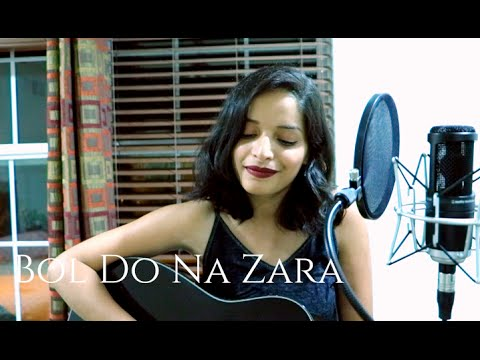 Bol Do Na Zara - Azhar | Armaan Malik | Live Acoustic Cover by Lisa Mishra
