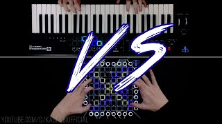 Launchpad VS Launchkey // Für Elise [Dubstep Remix]
