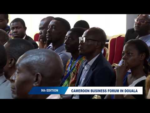 9th EDITION OF THE CAMEROON BUSINESS FORUM IN DOUALA