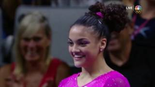 Olympic Gymnastics Trials 2016 Montage: The Final Five!