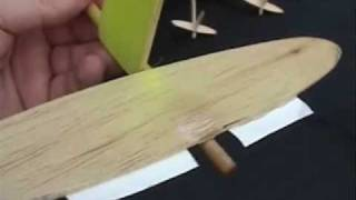 Catapult  Balsa Wood Gliders
