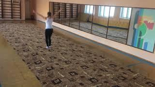 Гимнастика девочки 7 - 8 класс МЭ ВсОШ 2017